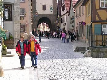 Altstadt Rothenburg